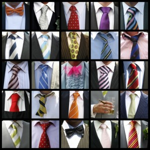 kleuradvies man stropdas