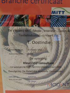 kleuradvies Zwolle